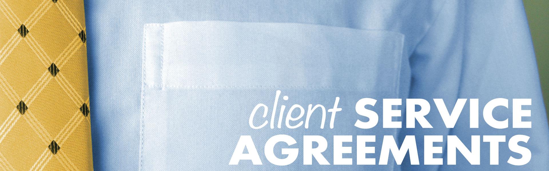 Canvas Legal Client Services Agreement Key Provisions